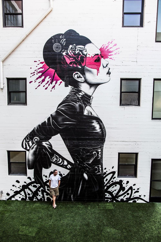 News la nouvelle peinture murale de fin dac - Nouvelle peinture murale ...