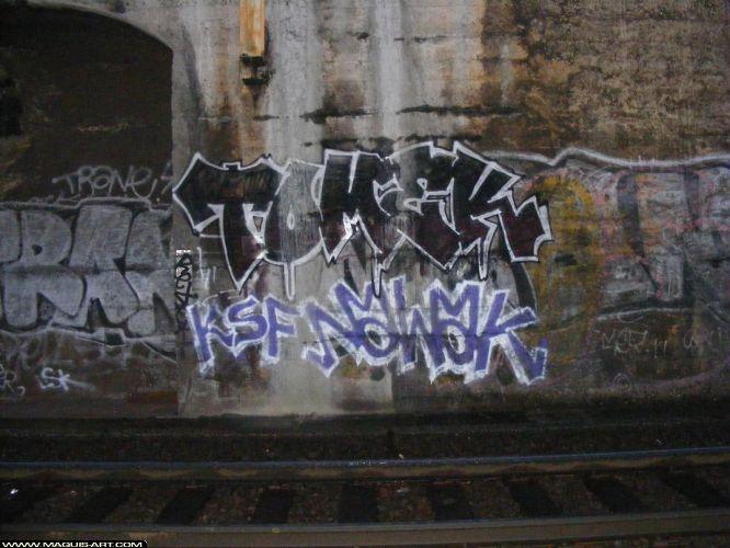 Photo Rails ( Asnieres sur Seine / Bois Colombes ) par tomek, nawak ...